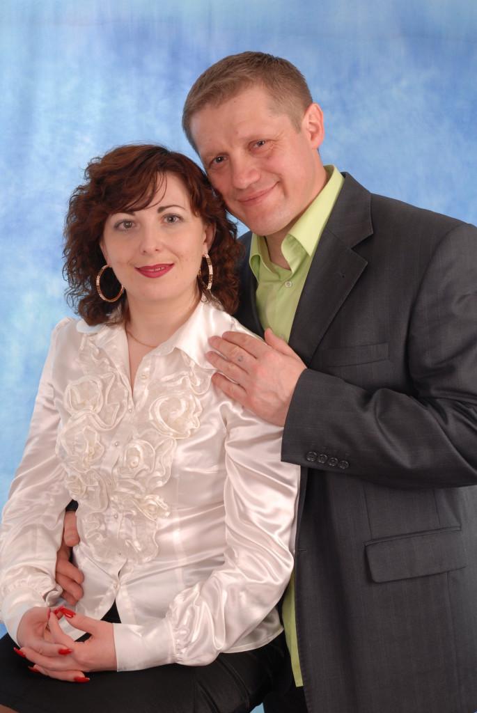 пастора церкви - Ильчишены Сергей и Елена