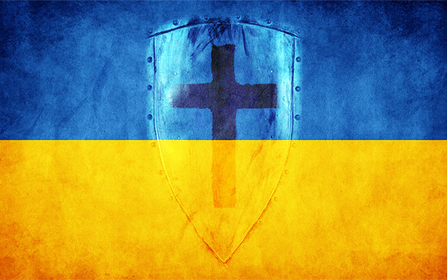 ukraine prayer